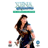 Xena - Warrior Princess: Complete Series 1-6 (UK-import) (DVD)