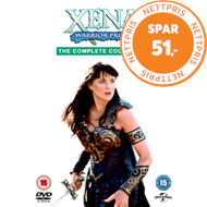 Produktbilde for Xena - Warrior Princess: Complete Series 1-6 (UK-import) (DVD)