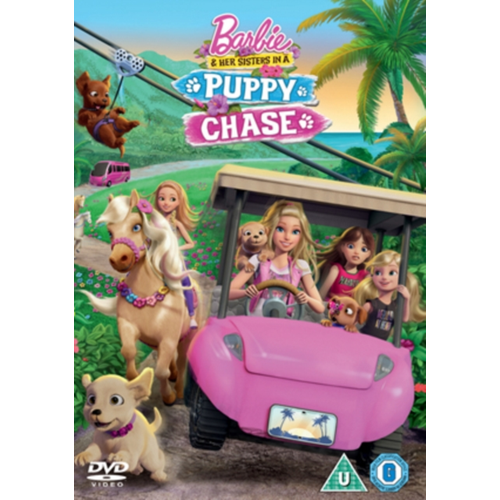 Barbie And Her Sisters In A Puppy Chase (UK-import) (DVD)