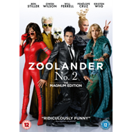Produktbilde for Zoolander No. 2 (UK-import) (DVD)