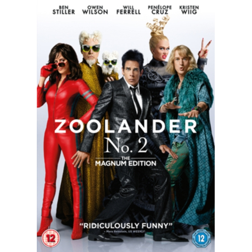 Zoolander No. 2 (UK-import) (DVD)