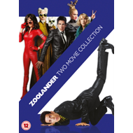 Produktbilde for Zoolander/Zoolander No. 2 (UK-import) (DVD)