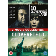 Cloverfield/10 Cloverfield Lane (UK-import) (DVD)