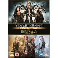 Produktbilde for Snow White And The Huntsman/The Huntsman - Winter's War (UK-import) (DVD)