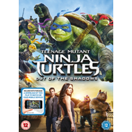 Produktbilde for Teenage Mutant Ninja Turtles: Out Of The Shadows (UK-import) (DVD)