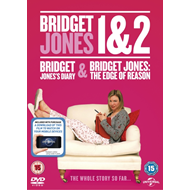 Bridget Jones's Diary/Bridget Jones - The Edge Of Reason (UK-import) (DVD)