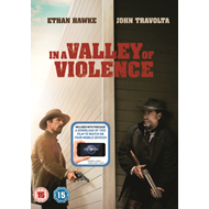 Produktbilde for In A Valley Of Violence (UK-import) (DVD)