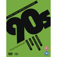 Produktbilde for Films That Define A Decade: '90s (UK-import) (DVD)