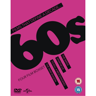 Produktbilde for Films That Define A Decade: '60s (UK-import) (DVD)