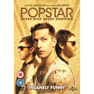 Popstar - Never Stop Never Stopping (UK-import) (DVD)