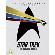 Produktbilde for Star Trek The Original Series: Complete (UK-import) (DVD)
