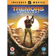 Tremors Anthology (UK-import) (DVD)