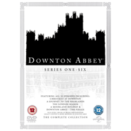 Downton Abbey: The Complete Collection (UK-import) (DVD)