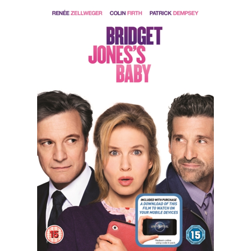 Bridget Jones's Baby (UK-import) (DVD)