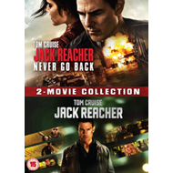 Produktbilde for Jack Reacher: 2-Movie Collection (UK-import) (DVD)