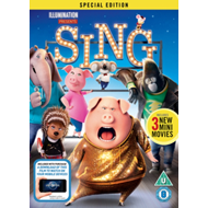 Sing (UK-import) (DVD)