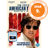 Produktbilde for American Made (UK-import) (DVD)