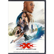 Produktbilde for Xxx - The Return Of Xander Cage (UK-import) (DVD)