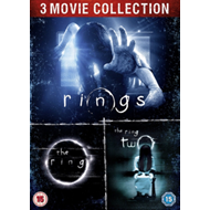 Produktbilde for Rings: 3-Movie Collection (UK-import) (DVD)