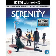 Serenity (UK-import) (4K Ultra HD + Blu-ray)
