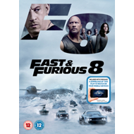 Fast & Furious 8 (UK-import) (DVD)