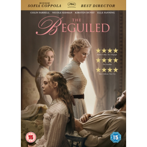 The Beguiled (UK-import) (DVD)