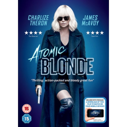 Atomic Blonde (UK-import) (DVD)
