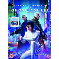Ghost In The Shell (UK-import) (DVD)