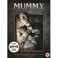 Mummy: Complete Legacy Collection (UK-import) (DVD)
