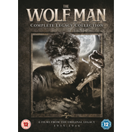 Wolf Man: Complete Legacy Collection (UK-import) (DVD)