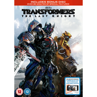 Produktbilde for Transformers - The Last Knight (UK-import) (DVD)