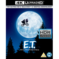 E.T. The Extra Terrestrial (UK-import) (4K Ultra HD + Blu-ray)