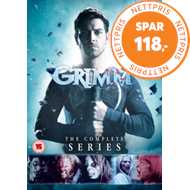 Produktbilde for Grimm: The Complete Series (UK-import) (DVD)