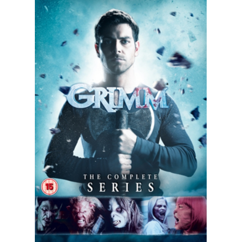 Grimm: The Complete Series (UK-import) (DVD)