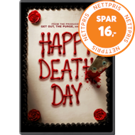 Produktbilde for Happy Death Day (UK-import) (DVD)