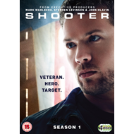 Produktbilde for Shooter: Season 1 (UK-import) (DVD)