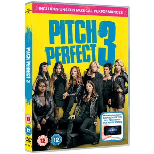 Pitch Perfect 3 (UK-import) (DVD)