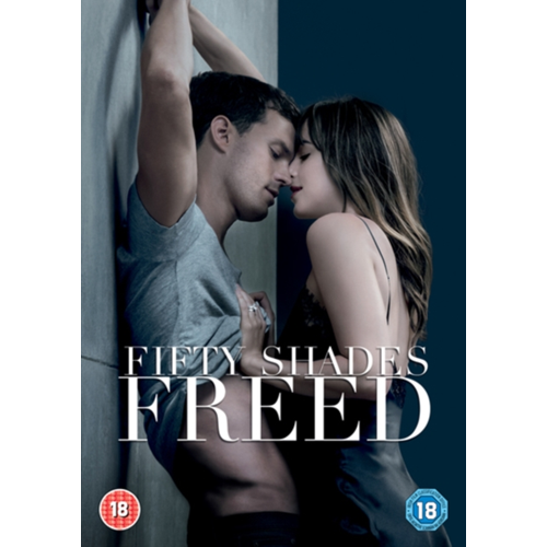 Fifty Shades Freed (UK-import) (DVD)