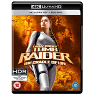Produktbilde for Lara Croft - Tomb Raider: The Cradle Of Life (UK-import) (4K Ultra HD + Blu-ray)