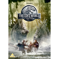 Lost World - Jurassic Park 2 (UK-import) (DVD)