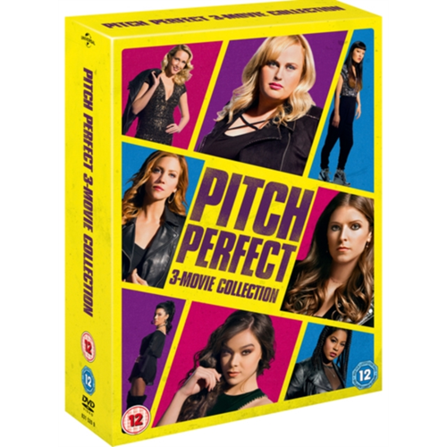 Pitch Perfect Trilogy (UK-import) (DVD)