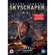 Produktbilde for Skyscraper (UK-import) (DVD)