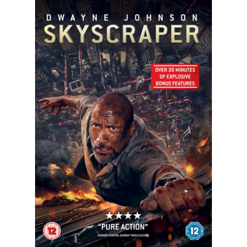 Skyscraper (UK-import) (DVD)