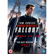Produktbilde for Mission: Impossible - Fallout (UK-import) (DVD)