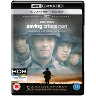 Produktbilde for Saving Private Ryan (UK-import) (4K Ultra HD + Blu-ray)
