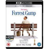Produktbilde for Forrest Gump (UK-import) (4K Ultra HD + Blu-ray)