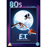 E.T. The Extra Terrestrial - 80s Collection (UK-import) (DVD)