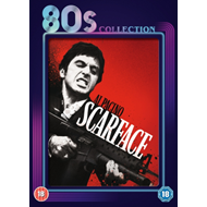 Scarface - 80s Collection (UK-import) (DVD)