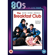 Produktbilde for The Breakfast Club - 80s Collection (UK-import) (DVD)