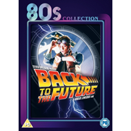 Produktbilde for Back To The Future - 80s Collection (UK-import) (DVD)